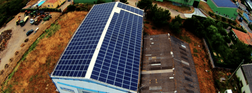 Installation photovoltaïque Déménagements FLIPPE à St Chamas (13)