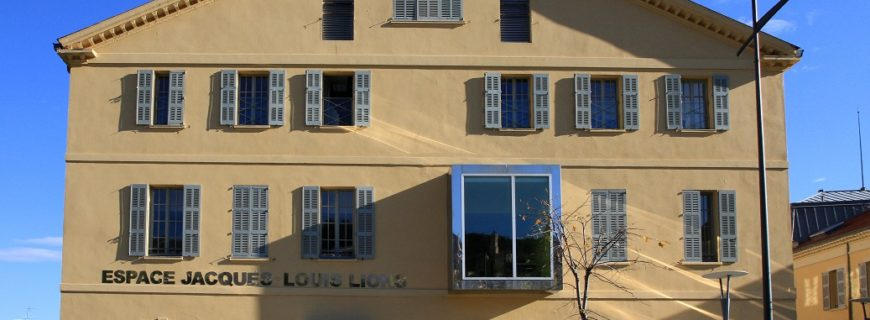 Installation photovoltaïque Espace Jacques Louis Lions à Grasse (06)