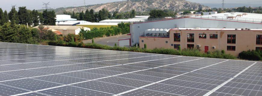 Installation photovoltaïque Charles Martin à Plan d'Orgon (13)