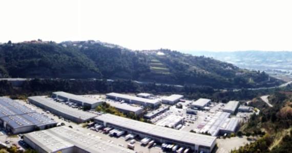 Installation photovoltaïque du Parc d'Activités Logistiques de Nice (06)