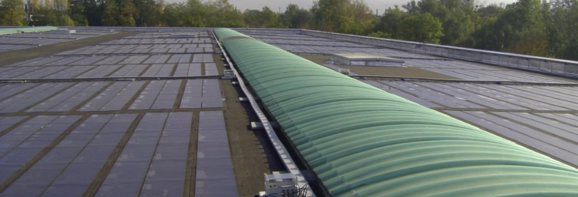 Installation photovoltaïque Préfal, Sepalumic, APP à Bordeaux (33)