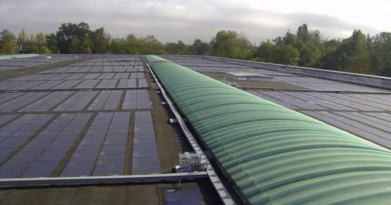 Installation photovoltaïque VNR de Bordeaux (33)