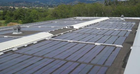 Installation photovoltaïque VNR de Lyon (69)