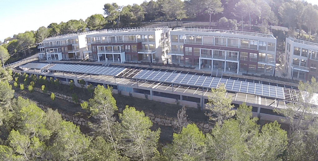 Aqueducs Sophia Antipolis Energie Positive 2