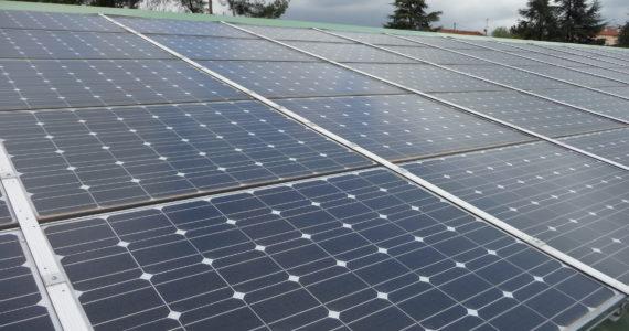 Installation photovoltaïque – ZAC de Tiragon à Mouans Sartoux
