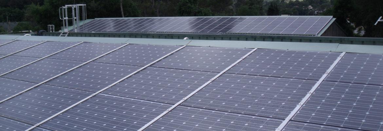 Installation photovoltaïque Tiragon à Mouans-Sartoux (06)