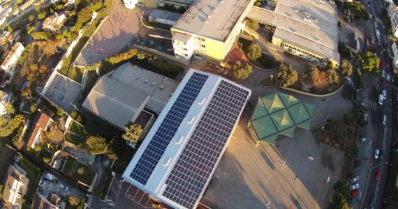 Installation photovoltaïque VCG – Chemin des Campelières à Mougins (06)