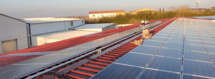 Installation photovoltaïque Equip Resto à Fabrègues (34)
