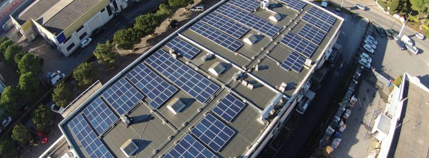Installation photovoltaïque ValPaoute à Grasse (06)