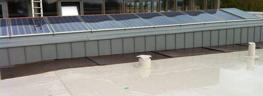 Installation photovoltaïque Ecole de Plédran à Châtelaudren-Plouagat (22)