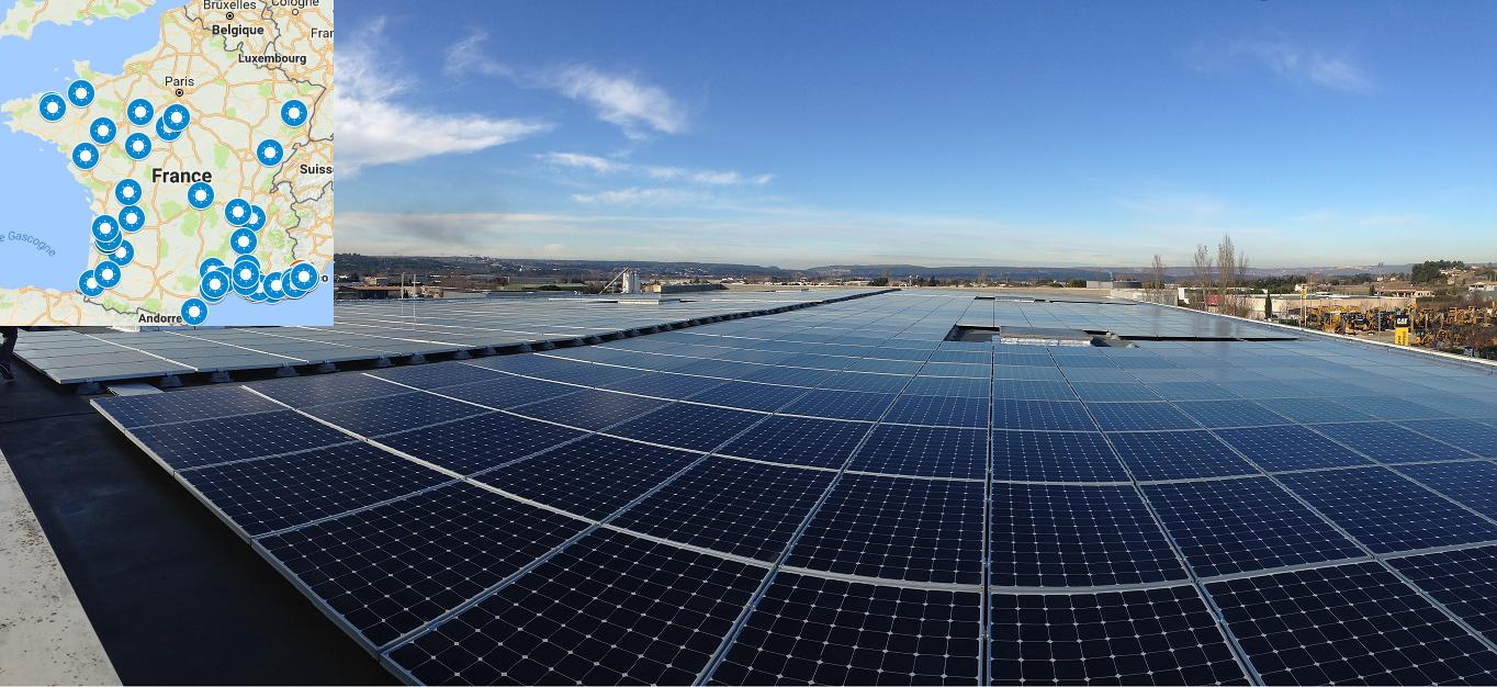 Nos installations solaires photovoltaïque