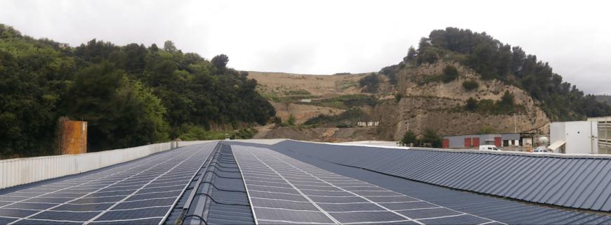 Installation photovoltaïque – Charles Martin à Cagnes sur mer (06)