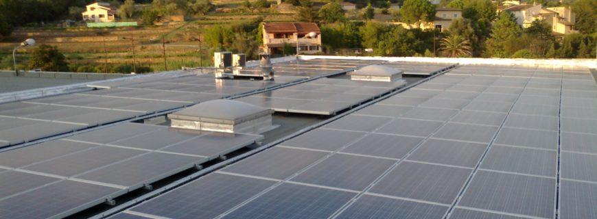 Installation photovoltaïque Valorme à Grasse (06)