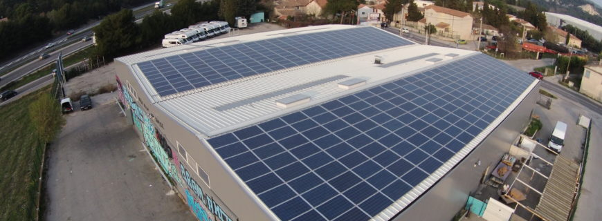 Installation photovoltaïque BBAIR à Bouc Bel Air (13)