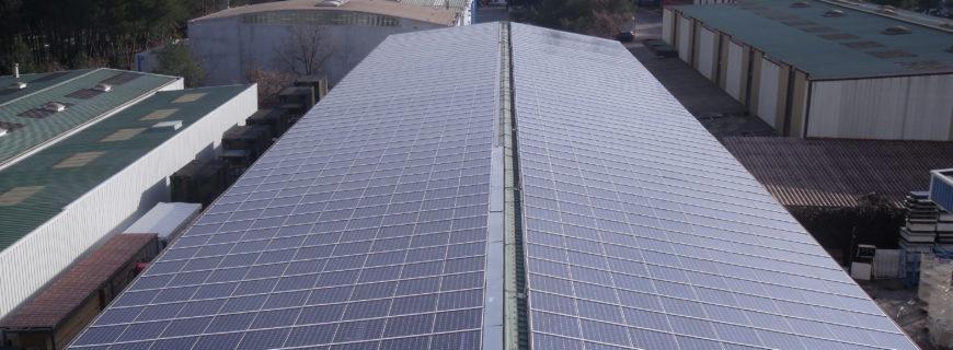 Installation photovoltaïque LOT 44 à Mouans-Sartoux (06)