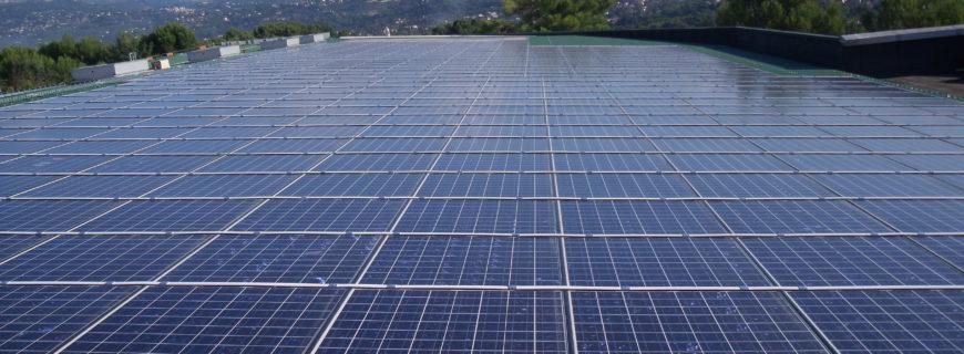 Installation photovoltaïque Préfal 06 à Mouans-Sartoux (06)