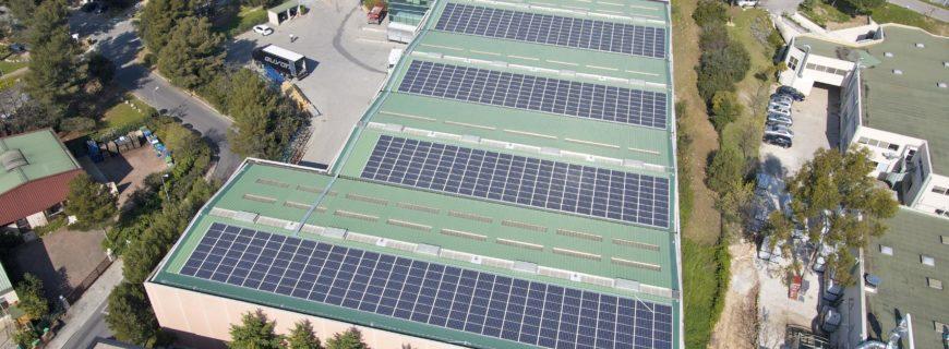 Installation photovoltaïque Sepa 06 à Mouans-Sartoux (06)