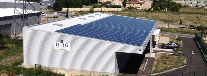 Installation photovoltaïque Relais Vert à Carpentras (84)